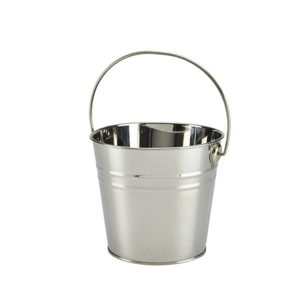 Large Coloured Serving Buckets