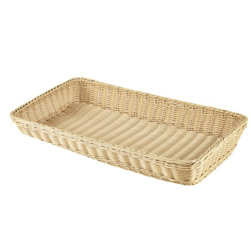 GN Polywicker Display Baskets - Flomatic